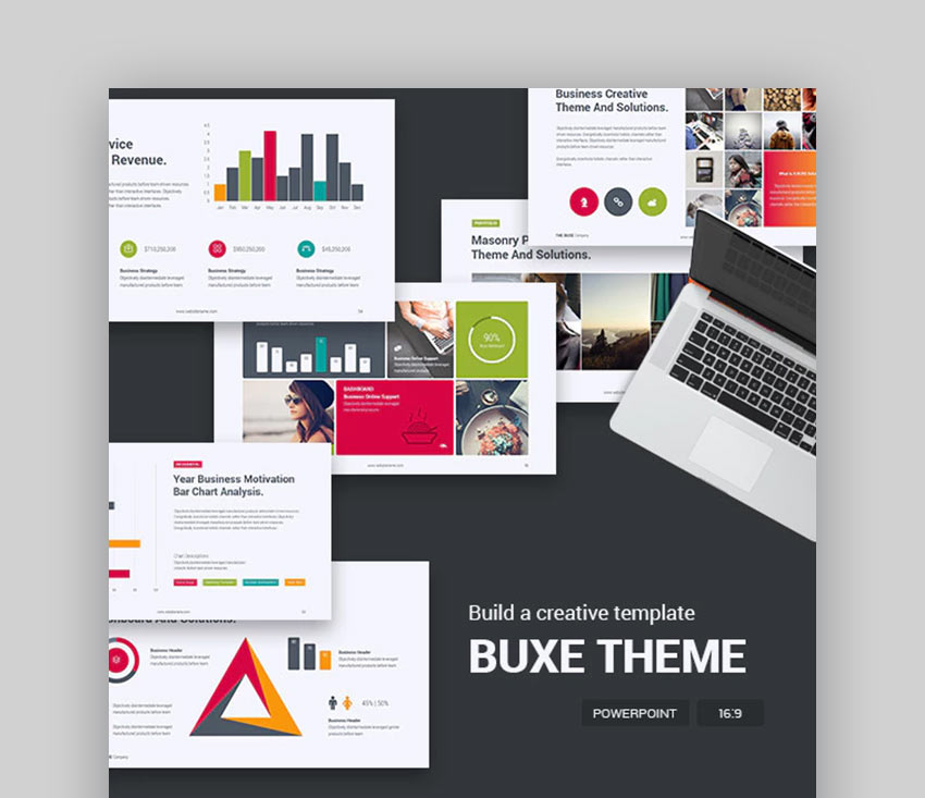 Buxe Business Theme