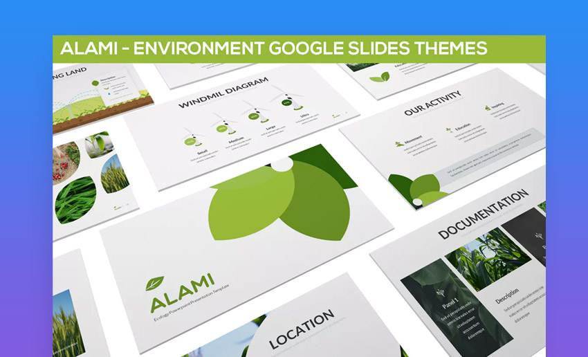 25+ Nature & Floral Google Slides Themes (Free + Premium
