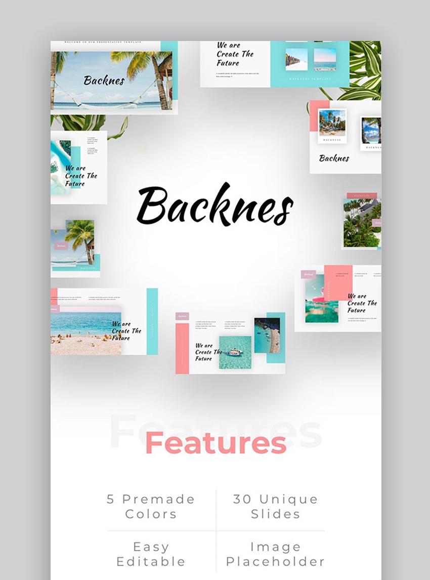 Backness Cute Presentation Themes