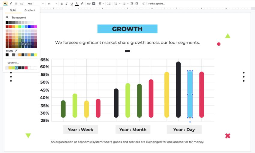 Final Growth Slides theme