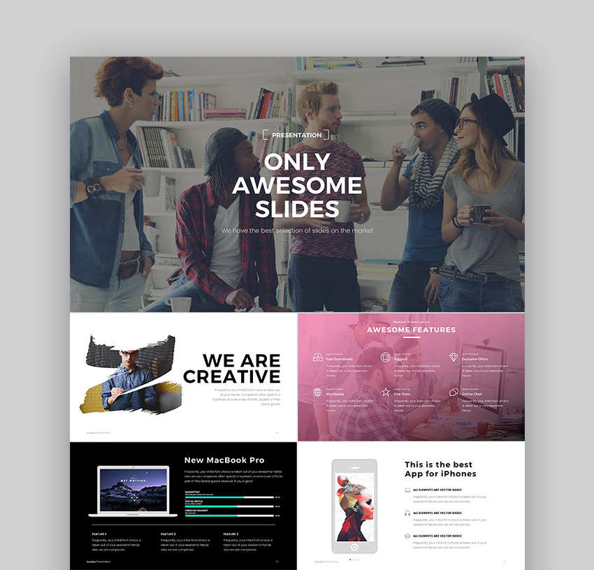 40+ Awesome PowerPoint Templates (With Cool PPT