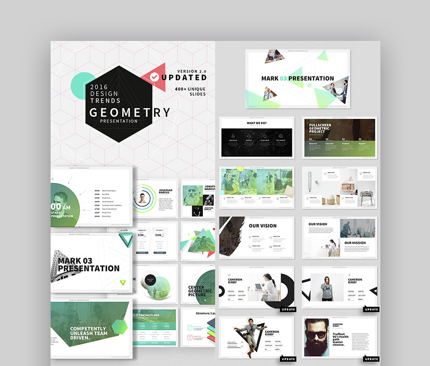 25+ Awesome PowerPoint Templates (With Cool PPT Presentation Designs)