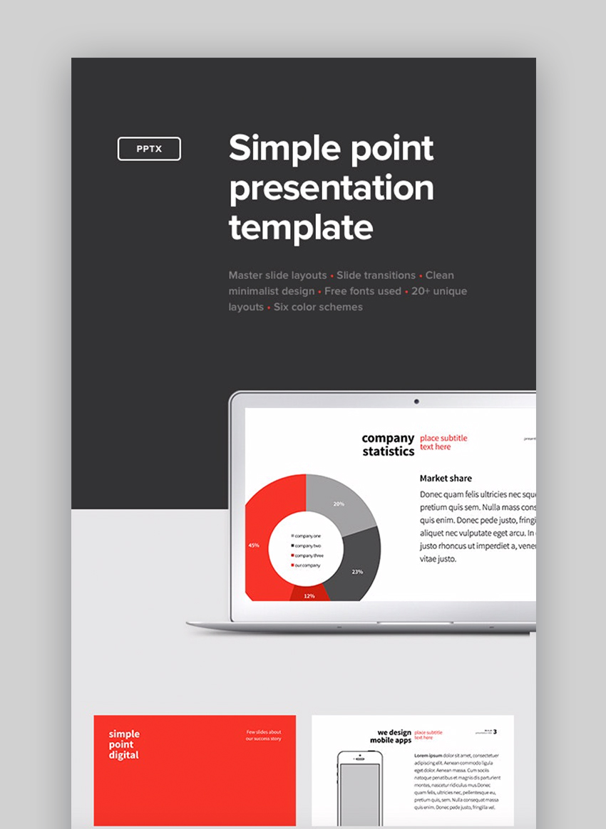 Simple PowerPoint Presentation Download