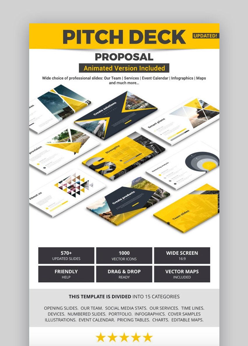 30 Best Infographic PowerPoint Presentation Templates—With