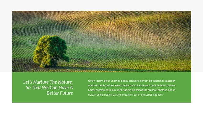 Flipboard 25 Best Free Nature Powerpoint Ppt Templates