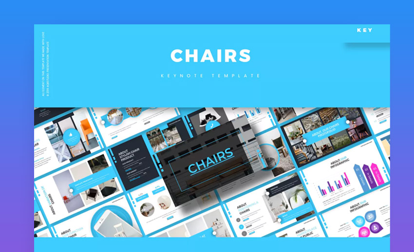Chairs Keynote Template