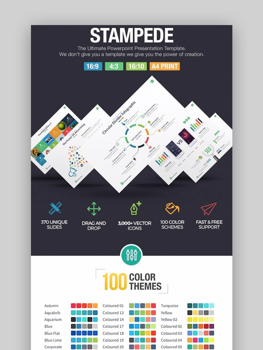 Best PowerPoint themes