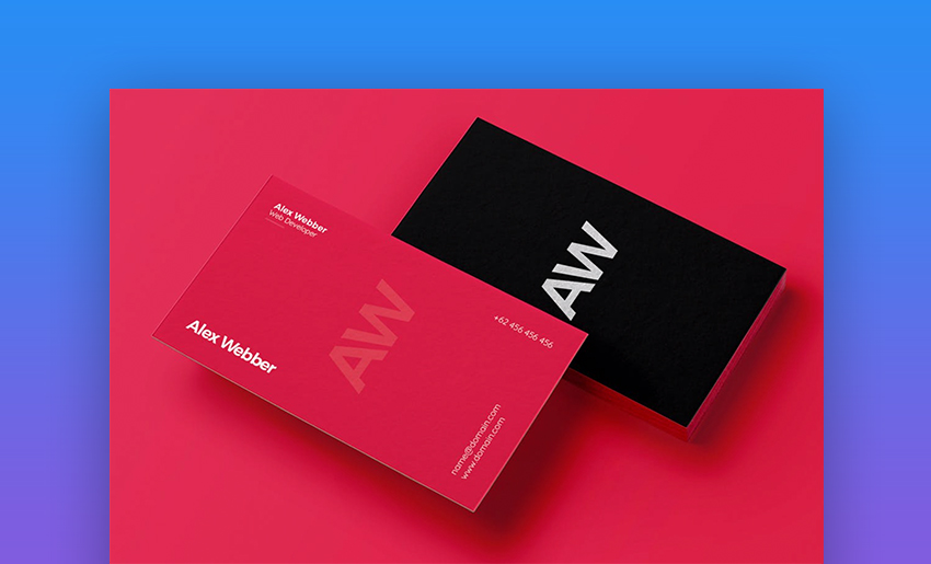 18 Free Unique Business Card Designs Top Templates To