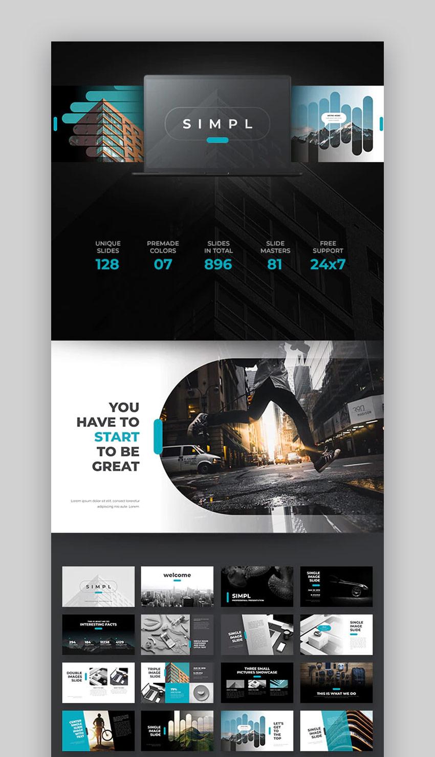 25 Kostenlose Einfache Powerpoint Ppt Vorlagendesigns Zum Herunterladen Fur 2019