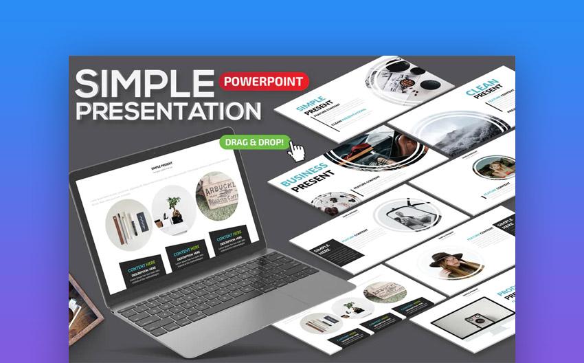 Simple PowerPoint Slides