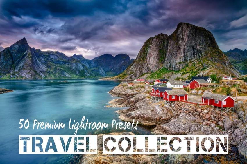 PRO Lightroom Landscape Presets