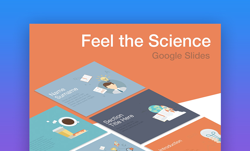 Science Google Slides