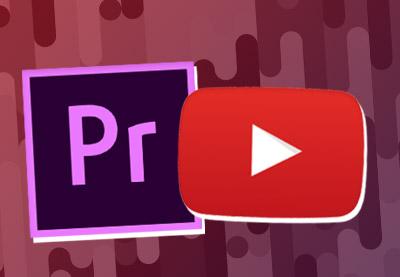 Premiere youtube opener