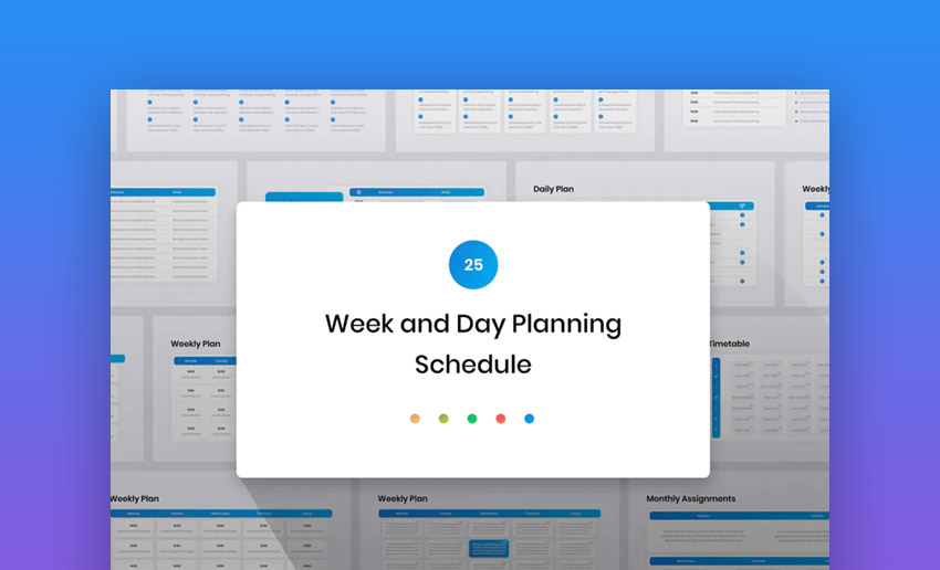 30 60 90 Day Plan template for PowerPoint