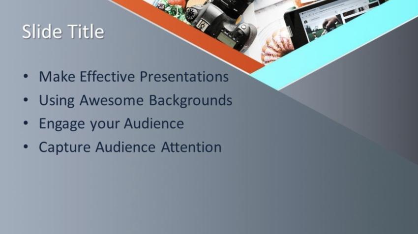 Free PowerPoint photo slideshow