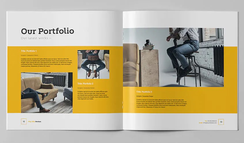 21+ Best New Product Brochure Templates (Modern Layout Designs for 2021)