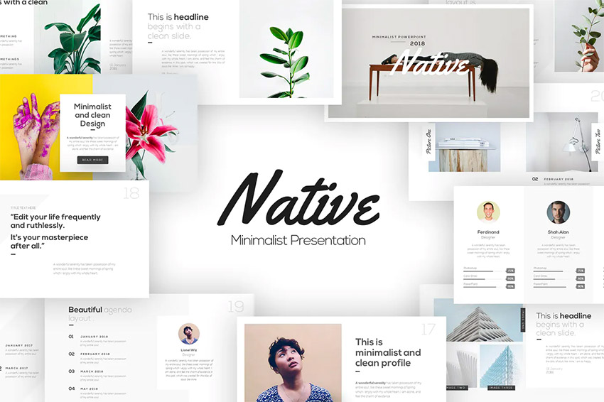 Native PPT design