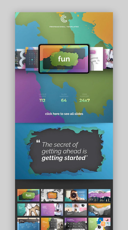 Fun PowerPoint templates