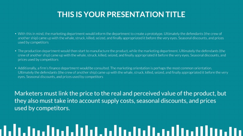City free online PowerPoint templates