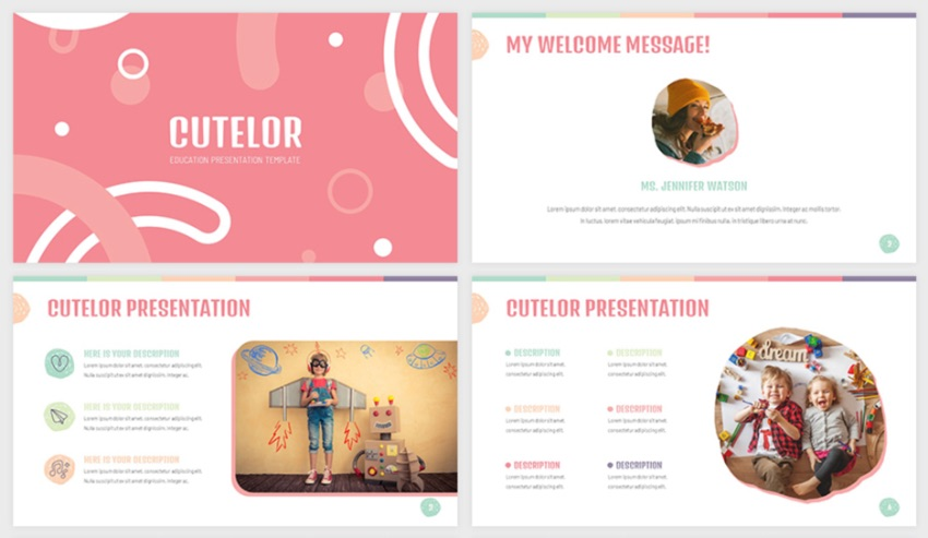 Free PowerPoint online templates