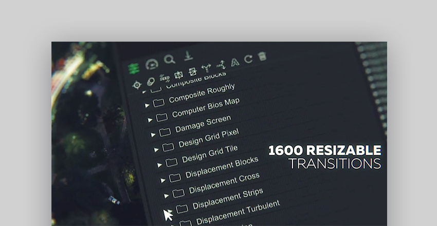 Best AE templates transitions