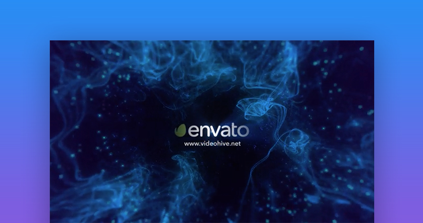 Particle best After Effects templates 2020