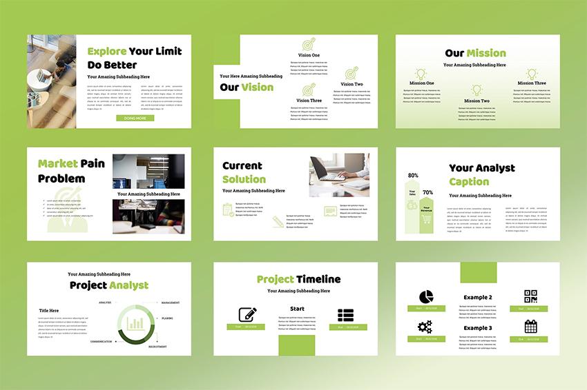 Epitone pitch presentation