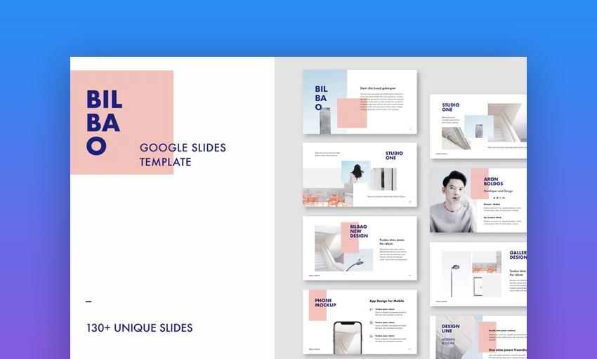 Bilbao best Google Slides themes