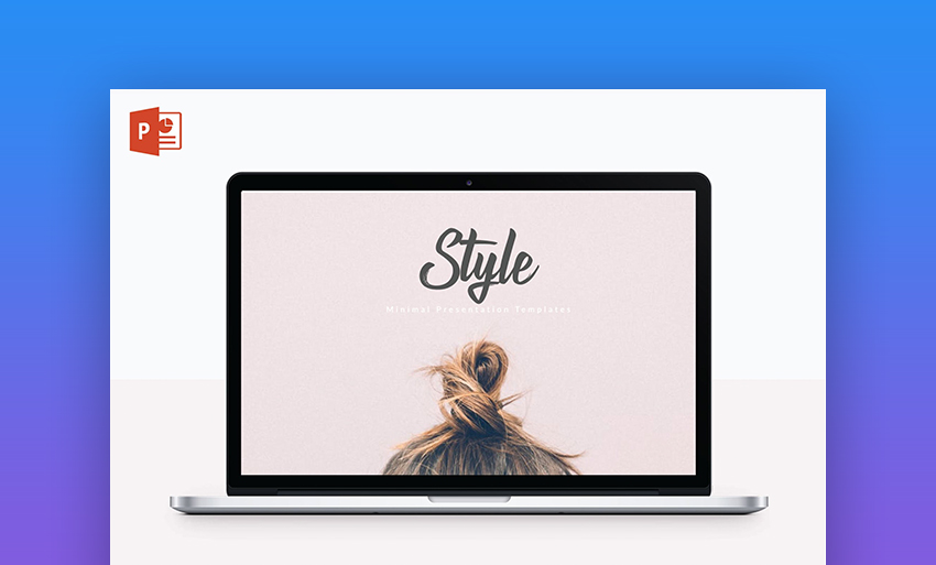 Style multipurpose PowerPoint template v50