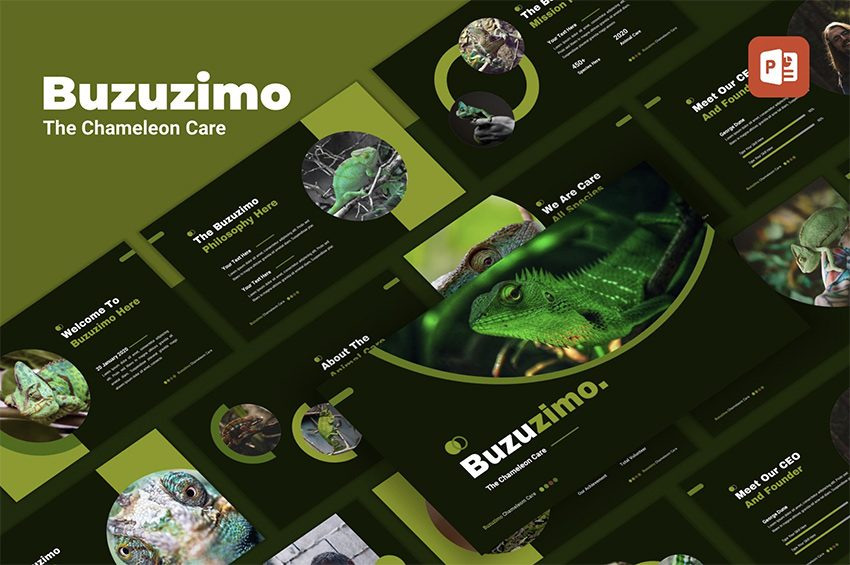 Buzunismo animal themes download