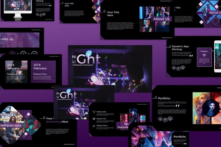 Video unique topics for presentation