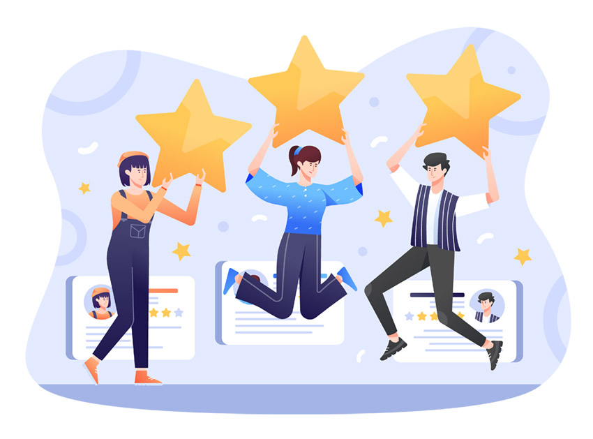 Benefits of SMS Reviews