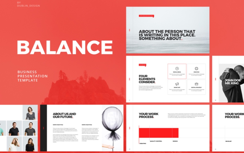PowerPoint event flyer templates