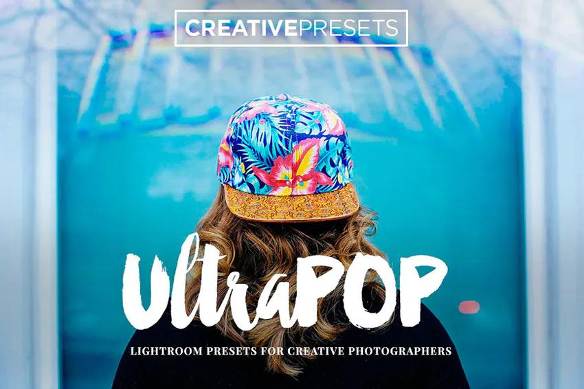 Ultrapop Lightroom preset