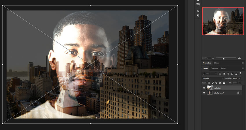 How to Create a Fake Glass Window Action in Adobe Photoshop