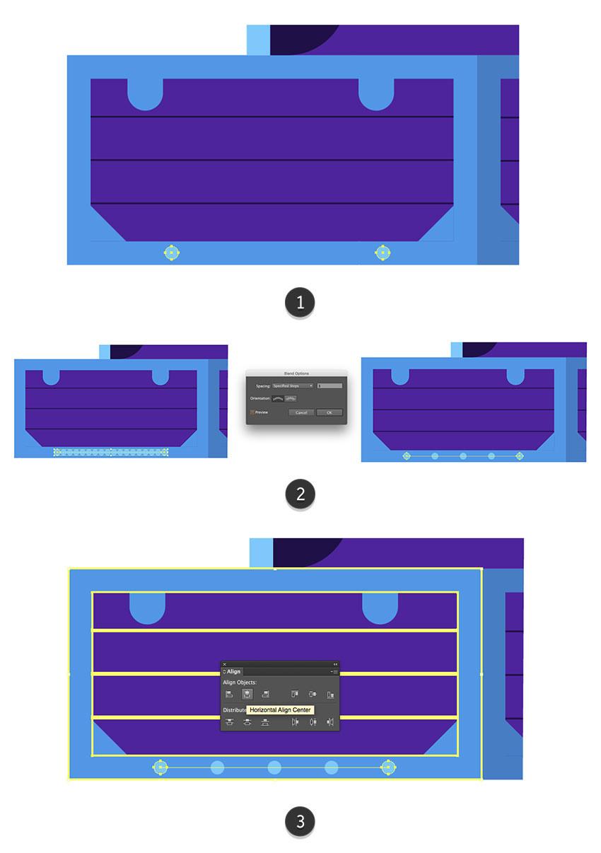 rmk chest details 2