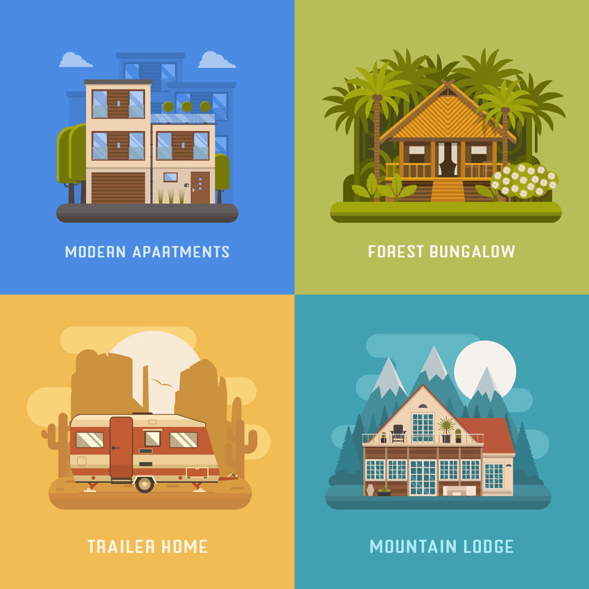 Full set on Graphicriver