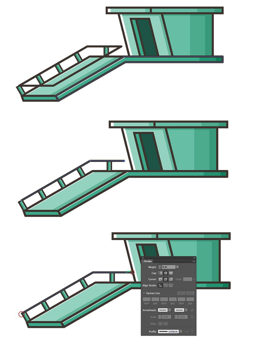 Forming a Crossbar