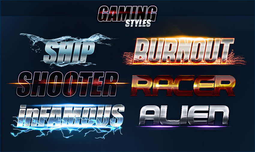 Gaming Styles promo