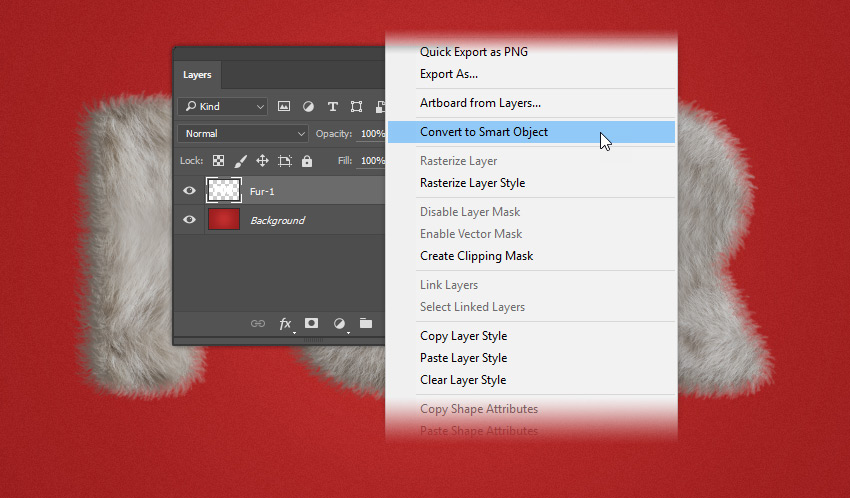 How to Create a Fur Action Text Effect in Adobe Photoshop