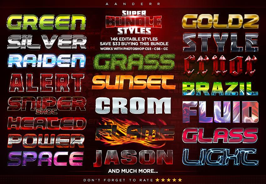 Super Bundle Styles