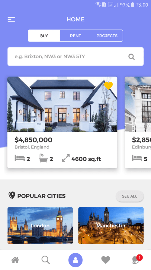 Myyaow Realtor UI Kit