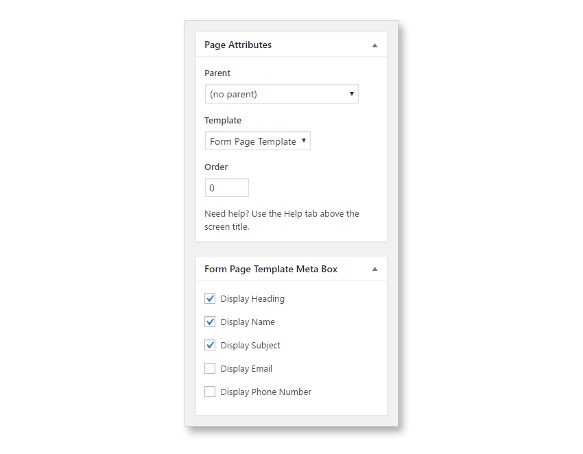 Dynamic Page Templates in WordPress, Part 3