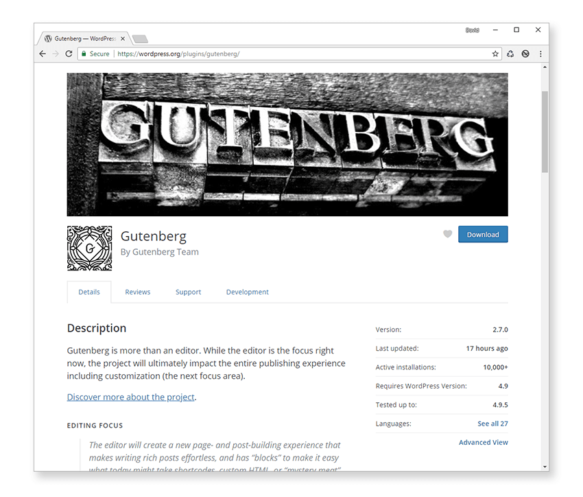 WordPress Gutenberg Block API: An Introduction