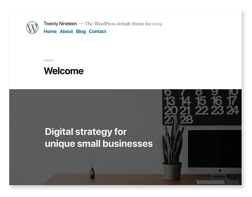 Twenty Nineteen Teardown: Using the New WordPress Default Theme