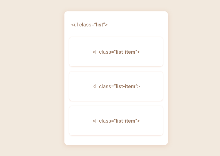 Exercises in Flexbox: Simple Web Components