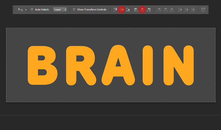 How to Create a Brain Text Effect in Adobe Photoshop