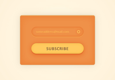 Preview for Create a Simple Subscription Web Element in Adobe Illustrator