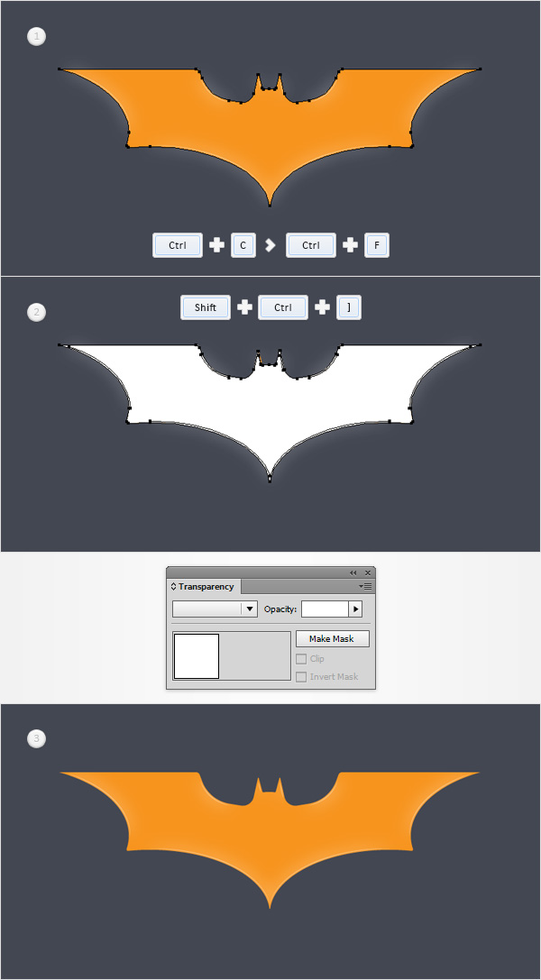 Batman Dark Knight Logo