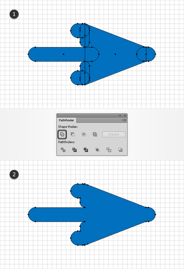 how to set up a grid in illustrator